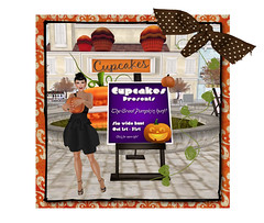 The Great Pumpkin Hunt at the Cupcakes Sim! (VixenThibedeau) Tags: cupcakes free sl secondlife hunt seraphim thegreatpumpkinhunt vixenthibedeau seraphimsl vixthibedeau