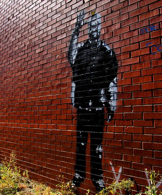 Banksy-esque