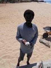 Artista scultore (Cabo Verde 2010) (ROBRAS 2000 ) Tags: verde cabo viaggi scultore artista