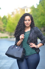Office Bound (TaneshaAwasthi) Tags: officewear plussizefashion styleblogger girlwithcurves taneshaawasthi