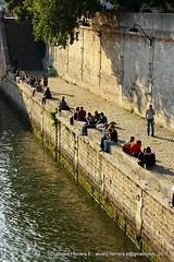La Seine (alvaro.herrera.e) Tags: paris france francia laseine elriosena