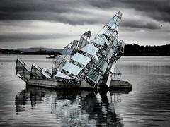 (C.Bry@nt) Tags: sculpture oslo norway skulptur escultura noruega operahouse scandinavia akershus skandinavia