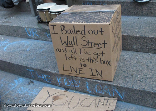 NYC Occupy Wall Street Rally Oct 8 2011