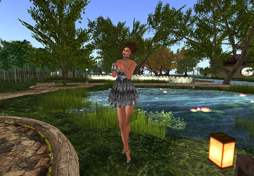 *Marlene* dress by Cherokeeh Asteria