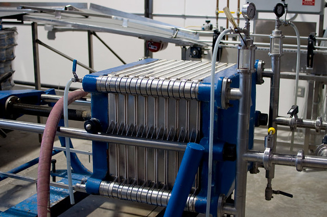 filtration machine