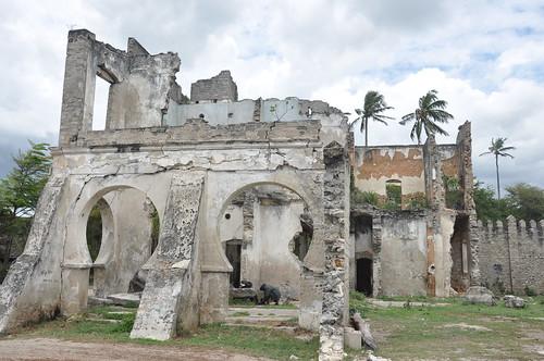Old Customs House: Bagamoyo