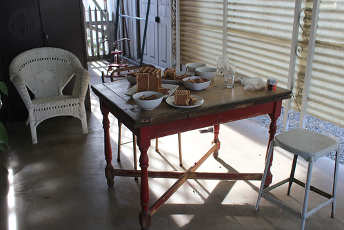 new country table