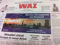 Tatort: Der neue Sonntagskrimi aus Dortmund (WAZ)