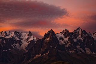 amanecer desde el Lago Blanco (Chamonix)  _DSC2193 r _1