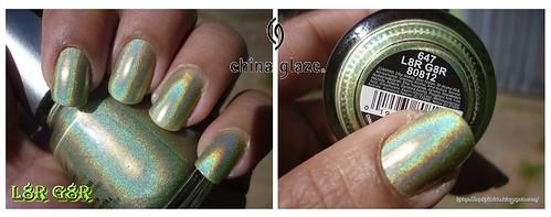 China Glaze - L8R G8R