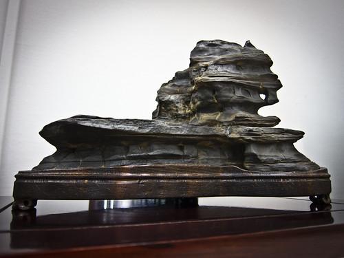 286/365 水石 - Suiseki por Juan R. Velasco