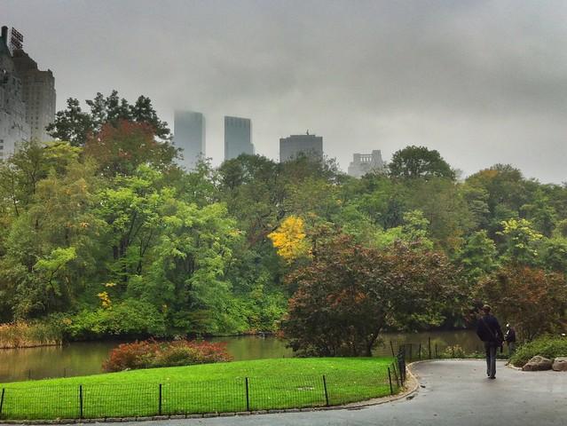 Central Park October 13, 2011