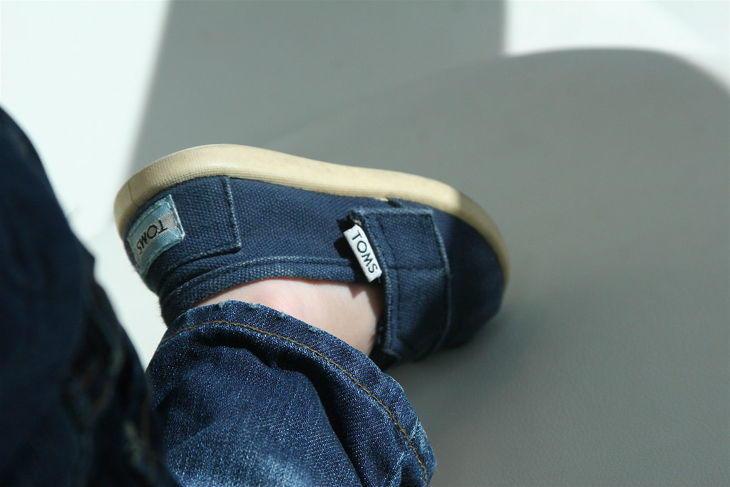 "Baby ""Toms"""