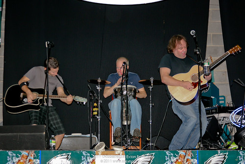 The Holt 45 Band at Exton Beverage Oktoberfest