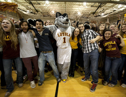Loyola offers you a fresh experience
