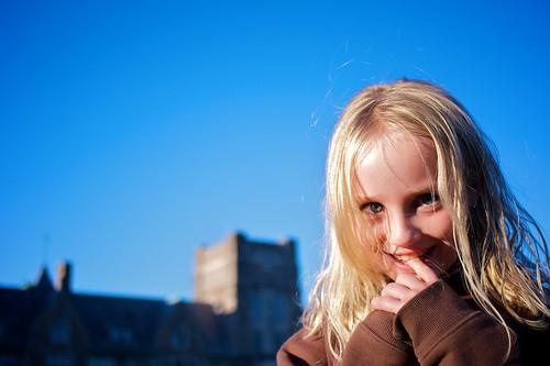 無料写真素材, 人物, 子供  女の子, アメリカ人