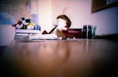 ... (icomewhenieatcaponata) Tags: italy dublin film analog 35mm lomo lca xpro lomography fuji cross desk map dwarf smoke pipe smoking processing sicily shape palermo tobacco briar pipa hermann sensia brebbia इटली peppopeppo puddicinu सिसीली