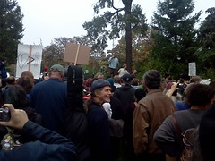 101511174141 (Touch of Mojo Hand) Tags: oregon march protest eugene 99 eugeneor occupy internationaldayofprotest wearethe99 occupytogether 10152011 occupyeugene october152011