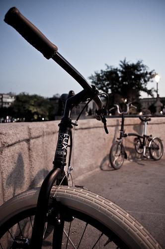 Bicicleteando con estilo