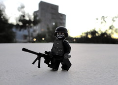 CIA Operative (TheLegoReloaded) Tags: 2 3 brick modern soldier stand marine lego outdoor cia ghost helmet arc knife pic sniper pistol spy minifig custom combat mdw gi m203 operative warfare legoboy brickarms hcsr eclipsegrafx thelegoreloaded eclipsegraphx