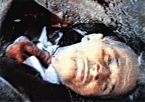 Nicolae Ceauşescu, dead