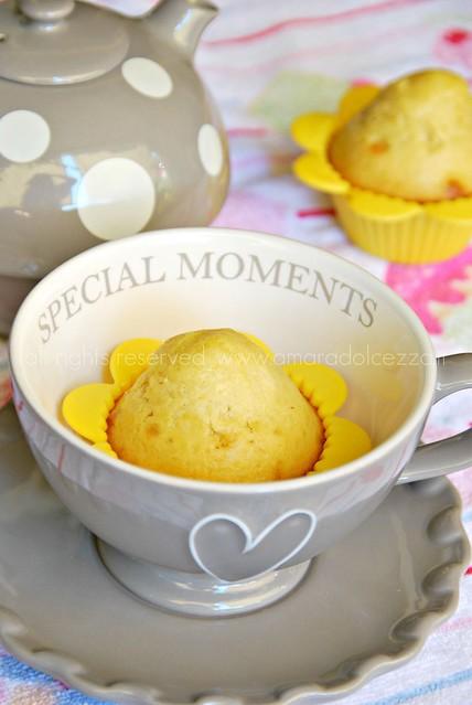 muffin semplici (ricetta per 2 muffin)