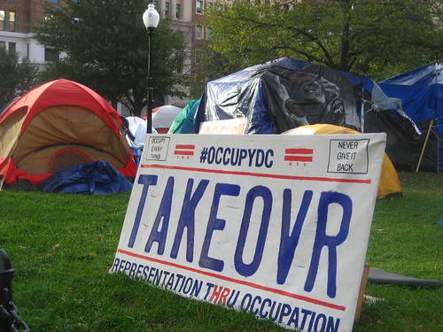 Occupy Mcpherson - TAKEOVR