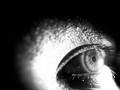 Vision (    ) Tags: bw eye misc vision blacknwhite