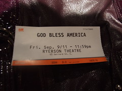 God Bless America premiere at TIFF 2011