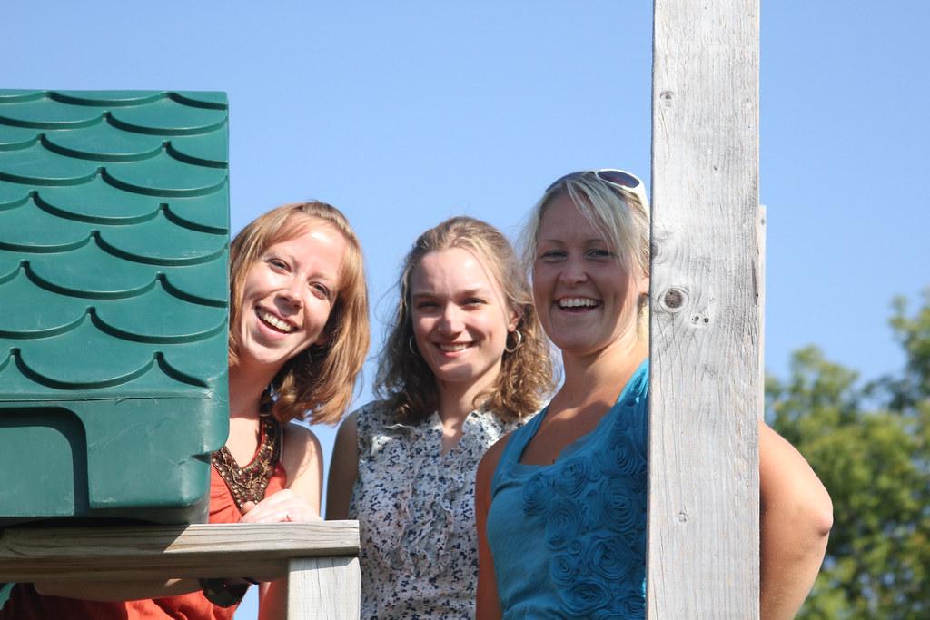 Shanna, Kate & Kasie