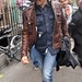 Director Kabir Khan The Bollywood actor is filming scene's on the 1st day of the film 'Ek Tha Tiger' Dublin, Ireland