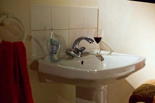 Waschbecken by Fotosilber