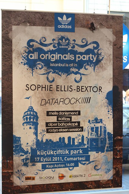 adidas, adidas all originals party, originals party, billur saatci, off ne giysem