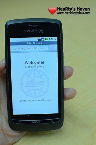 Smart Netphone Global Directory
