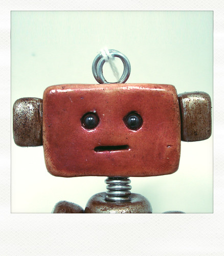 Sneak Peek | Square Robot is Squarely Indifferent  by HerArtSheLoves
