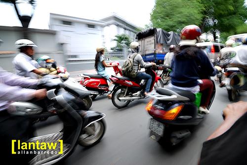 Saigon Motorcycles
