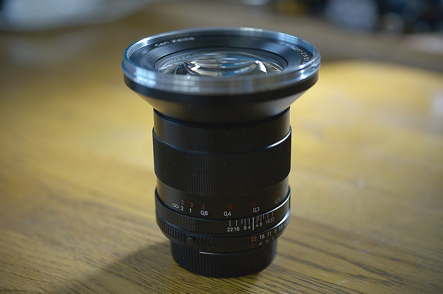 Distagon 21mm f2.8 ZF2