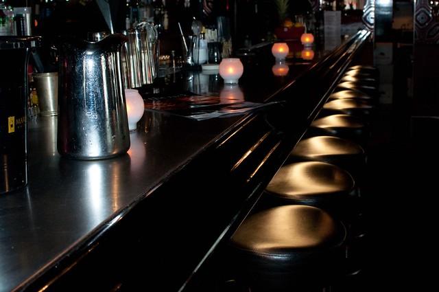 ensemble Restaurant bar