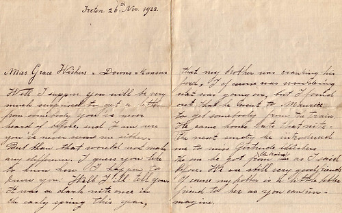 Laas Broersma Letter pg2