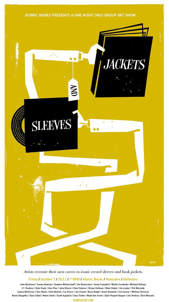 Jackets & Sleeves