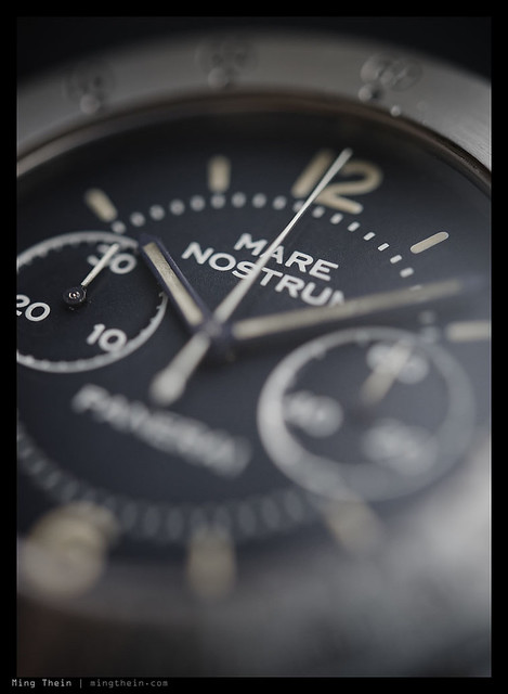 Photo Essay: The Rare Panerai Mare Nostrum