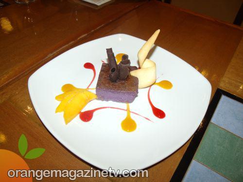 Old Vine Grille - Ube Cheesecake Fondue