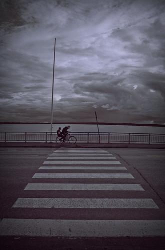cykla, livet