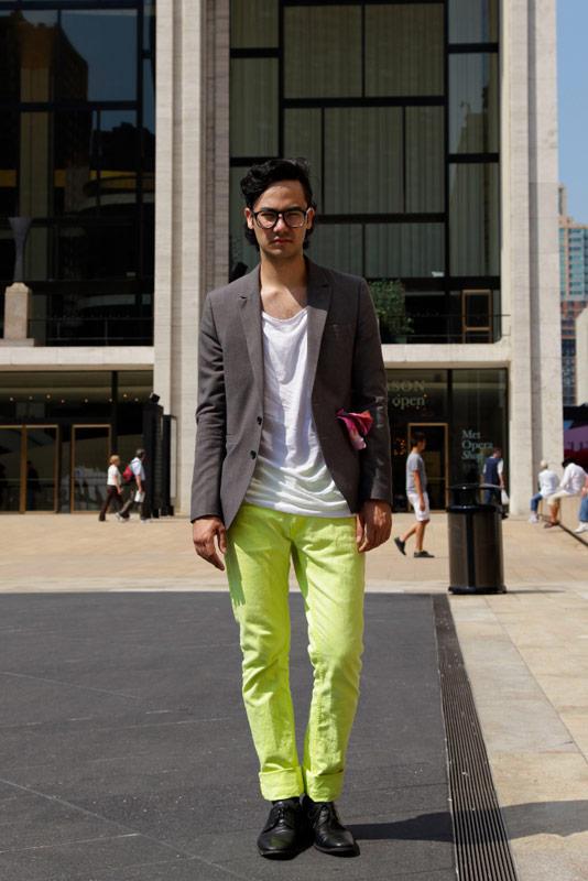 kensombfw-  NYFW street fashion style