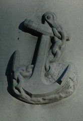 Grave Anchor (rgsheritage) Tags: metal novascotia d70s casting gravemarker whitebronze karsdale