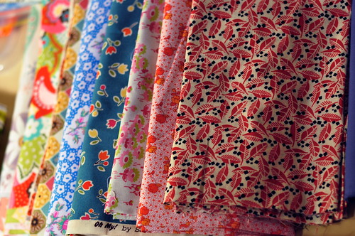 new fabric binge
