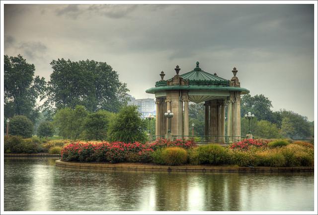Forest Park, Rain, 2011-09-18, 1
