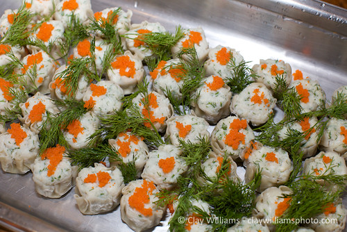Crabmeat and Dill Shiu Mai