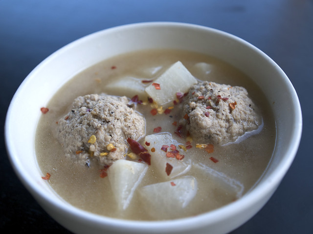 Pork Ball Soup