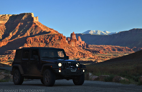 Jeep & Fisher Towers